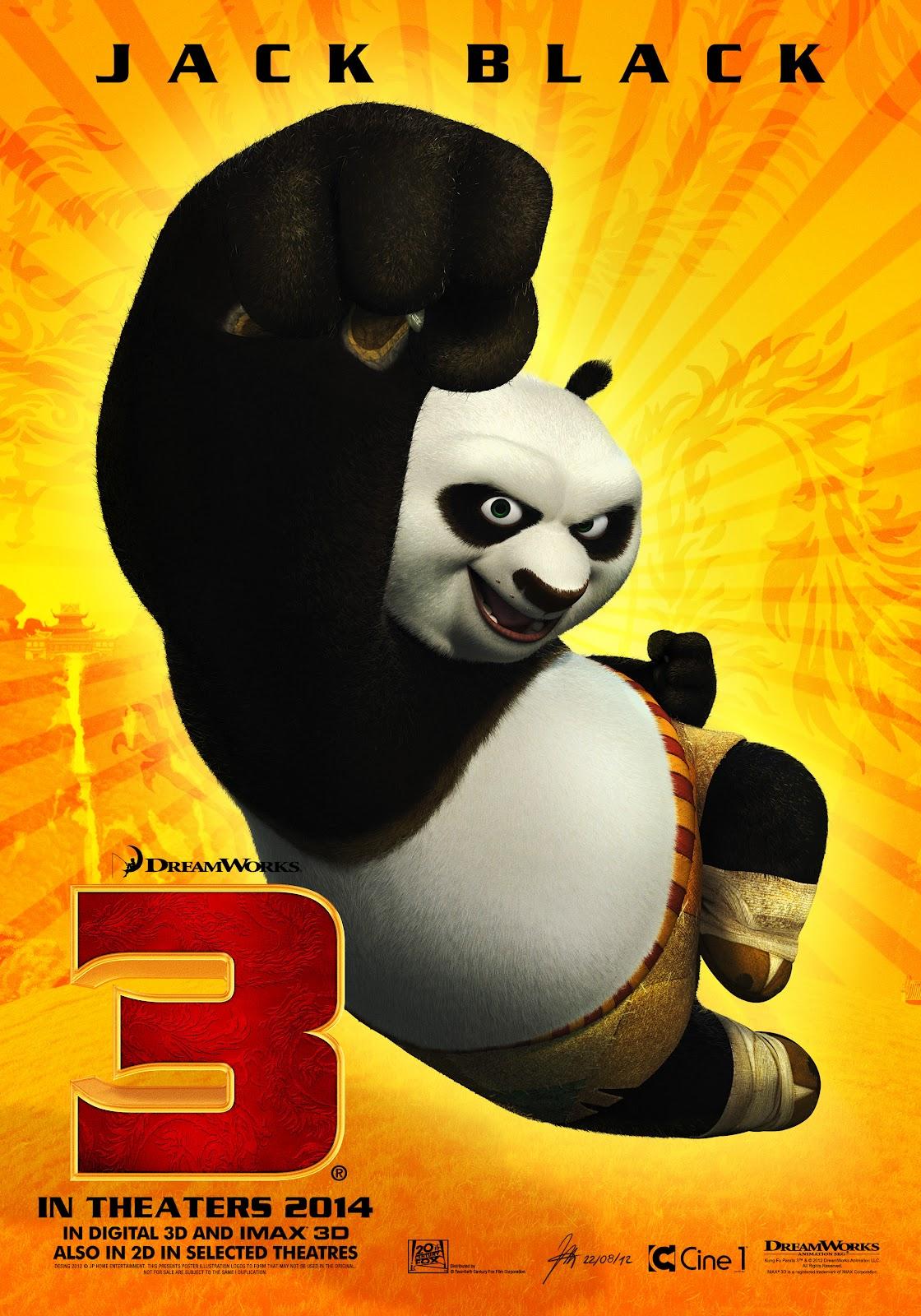 Kung Fu Panda 3 Future Movies 4 U