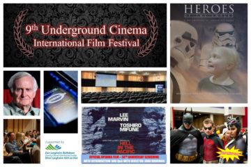 Underground Cinema Film Festival 2018