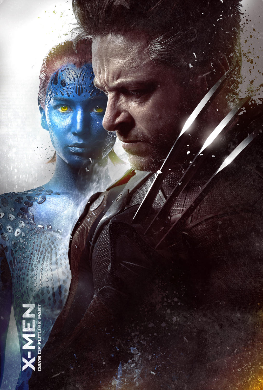 Poster: Bunch of characters from Bryan Singer's X-Men ...