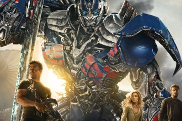 Transformers: Age of Extinction - Poster
